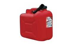 Jerrycan PVC - 10 liter - rood