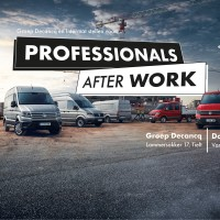Save the date: Professionals After Work 19